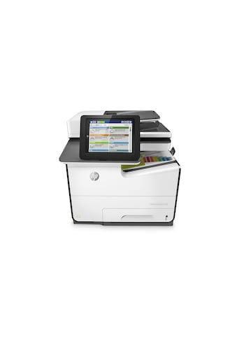 Drucker, HP, »PageWide Enterprise Color MFP 586dn« kaufen