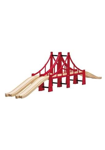 BRIO® Spielzeugeisenbahn-Tunnel »Hängebrücke« kaufen