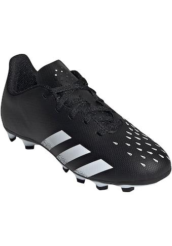 "adidas Performance Fussballschuh »PREDATOR FREAK 4 FG J ""Black Pack""« kaufen"