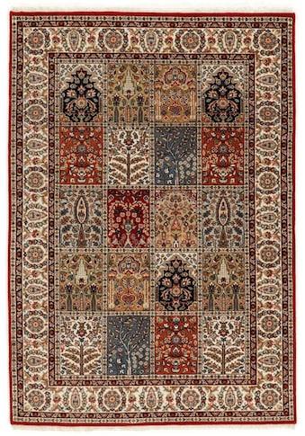 OCI DIE TEPPICHMARKE Orientteppich »Sarang Bakhtyari«, rechteckig, 8 mm Höhe, reine... kaufen