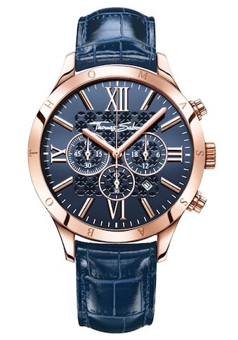 THOMAS SABO Chronograph »REBEL URBAN, WA0211 - 270 - 209« kaufen