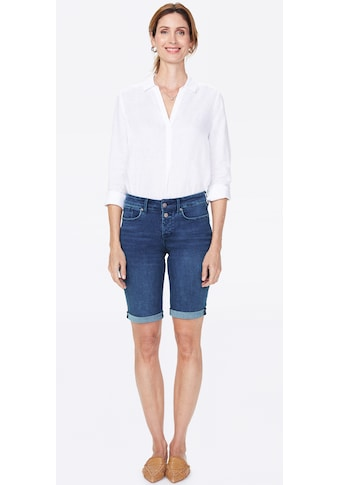 NYDJ Briella Short in Premium Denim »in Premium Denim« kaufen