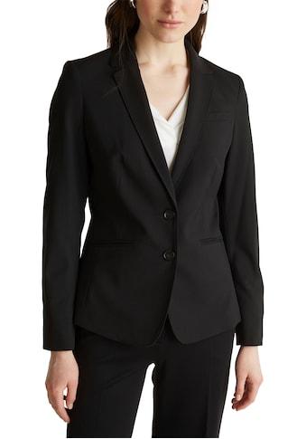 Esprit Collection Jackenblazer, im klassischen Business Look kaufen
