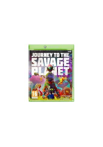 Spiel »Journey to the Savage Planet«, Xbox One kaufen