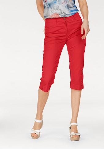 Aniston CASUAL Caprihose, mit vorverlegter Seitennaht kaufen