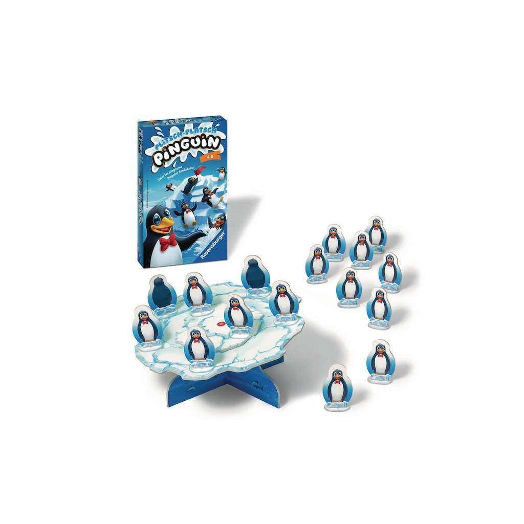 Ravensburger Spiel »Plitsch-Platsch Pinguin«