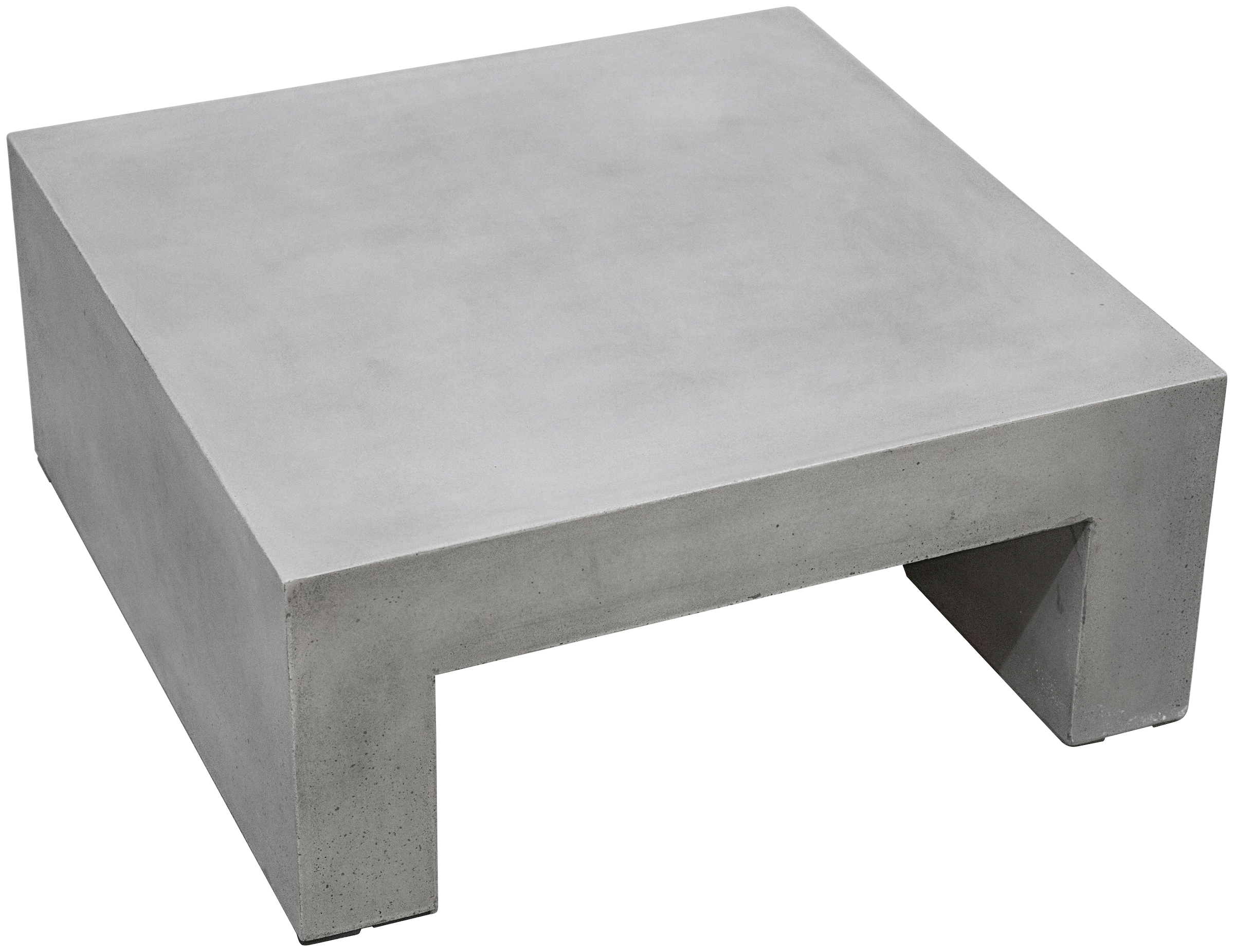 Image of ANDIAMO Gartentisch »Primus«, Beton, Masse (B/H/T) 70x30x70 cm