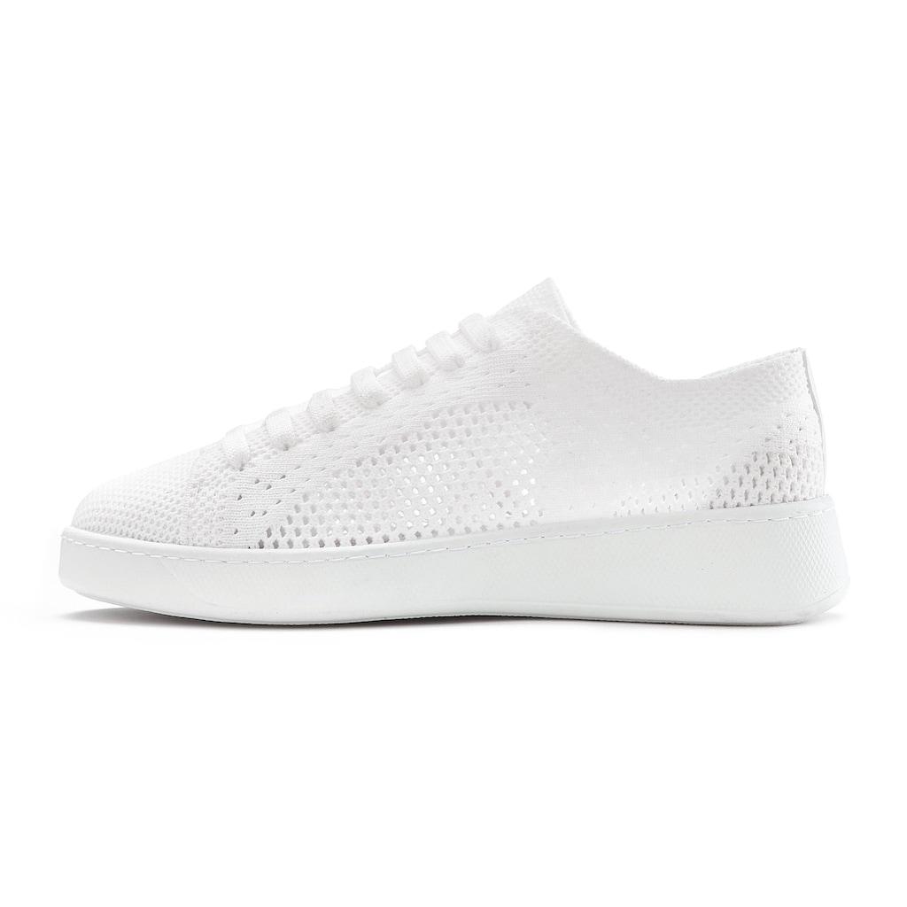 LASCANA Sneaker, 'ultraleicht' aus Textil