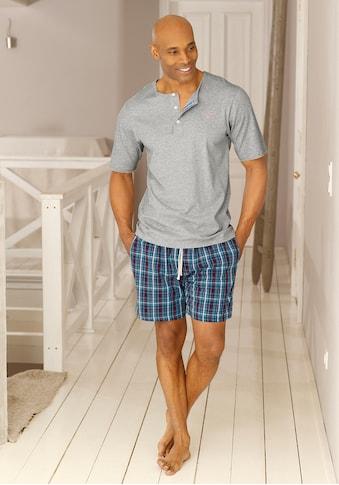 s.Oliver Bodywear Shorty, mit Knopfleiste kaufen