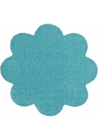 Fussmatte, »Deko Soft«, HANSE Home, blumenförmig, Höhe 7 mm, maschinell getuftet kaufen