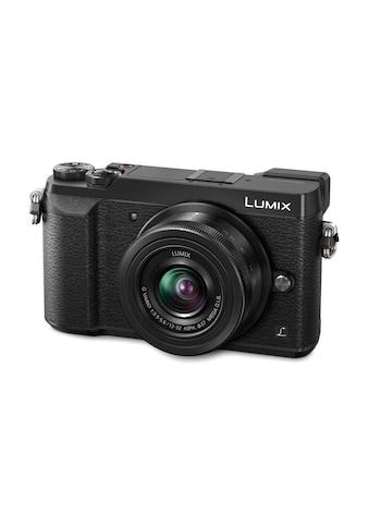 Panasonic Systemkamera »Fotokamera DMC-GX80KEG-K Kit« kaufen