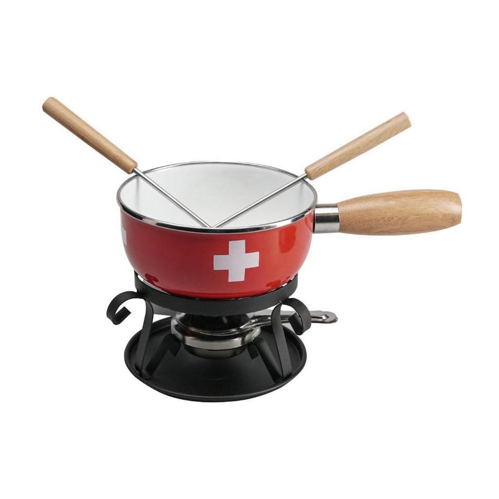 Fondue »Nouvel Käsefondue-Set CH-Kreuz«