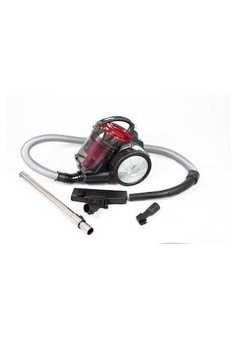 Bodenstaubsauger »CYCLONIC VACUUM CLEANER Rot«, 700 W, beutellos kaufen