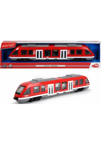 "Dickie Toys Spielzeug - Eisenbahn ""City Train"" kaufen"