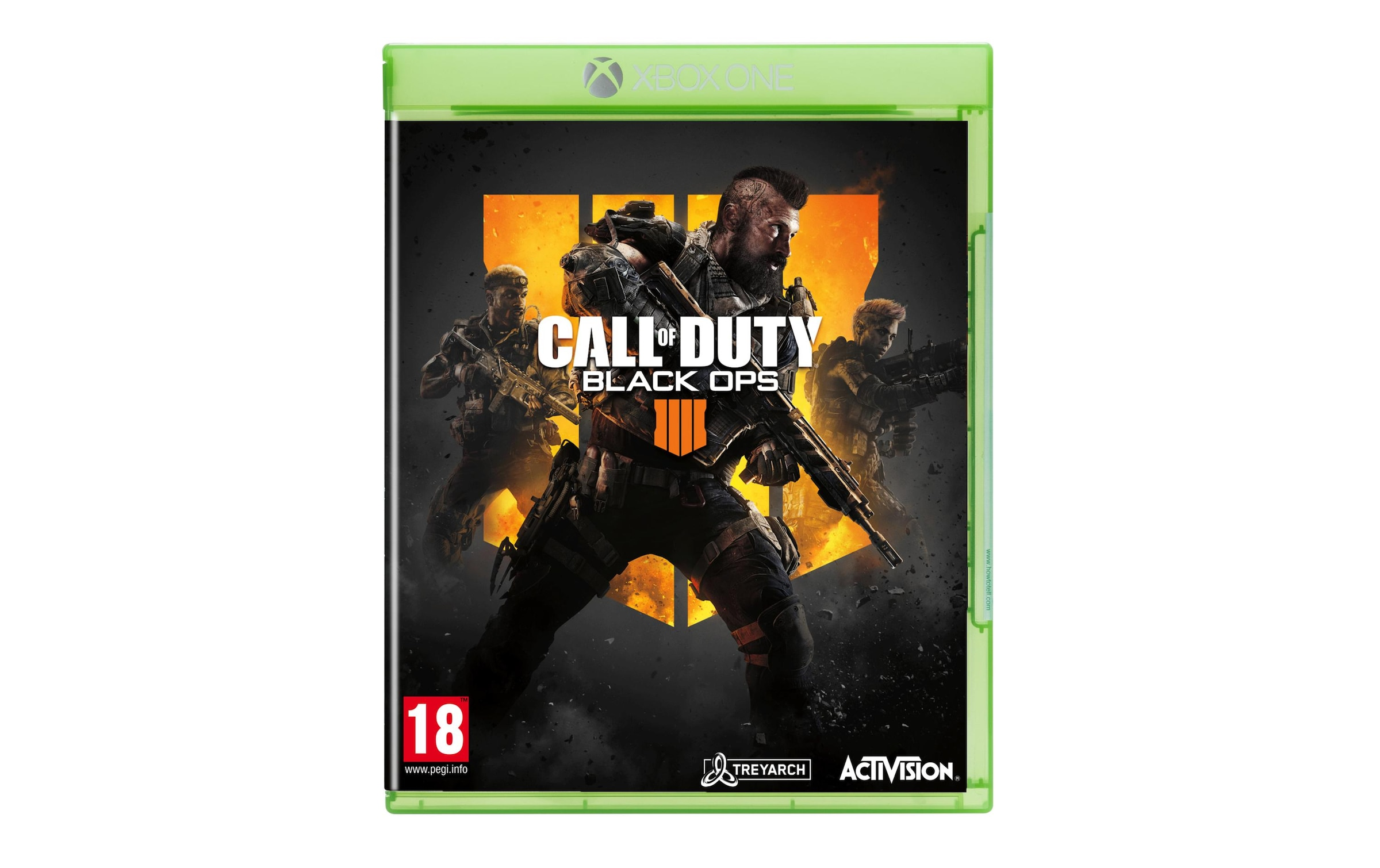 Image of Call of Duty Black Ops 4, Activision