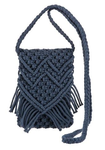 s.Oliver Mini Bag, Makramee Optik kaufen