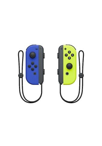 Nintendo Switch-Controller »Joy-Con Set Blau/Neon-Gelb« kaufen