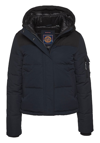Superdry Winterjacke »QUILTED EVEREST JACKET« kaufen