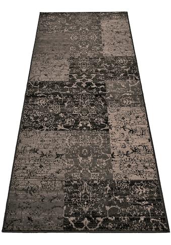 my home Teppich »Bennet«, rechteckig, 7 mm Höhe, Wohnzimmer kaufen