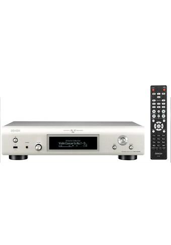 Denon Internet-Radio »DNP-800NE Silber«, (Bluetooth Internetradio) kaufen