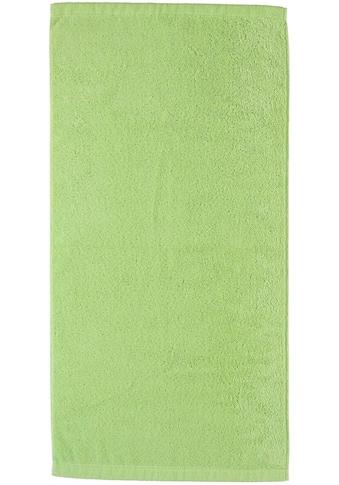 Cawö Handtücher »Lifestyle Uni«, (2 St.), aus 100% Baumwolle kaufen