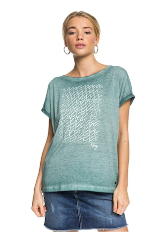 Roxy T-Shirt »Summertime Happiness« kaufen