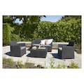 Allibert Loungesofa »Corona Graphite«