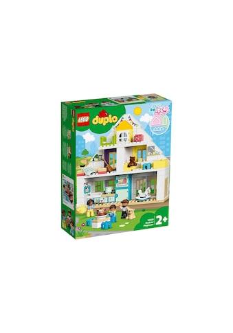 LEGO® Spielbausteine »DUPLO® Unser Wohnhaus 10929«, (129 St.) kaufen