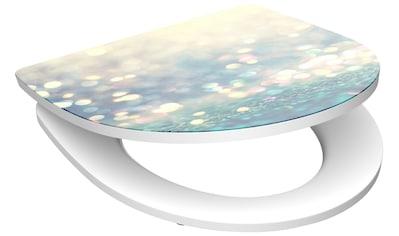 Schütte WC-Sitz »Magic Light«, mit Absenkautomatik kaufen