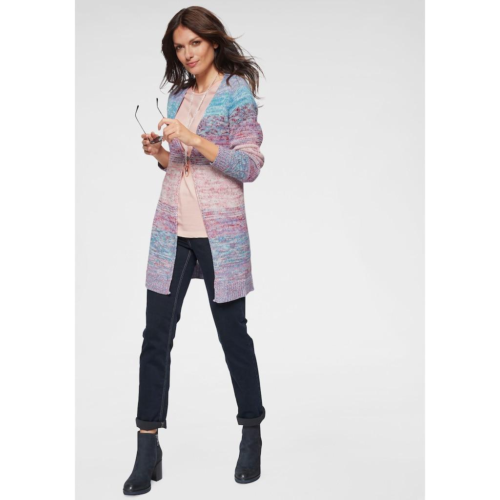 MAC 5-Pocket-Jeans »Angela«, Die Schmale