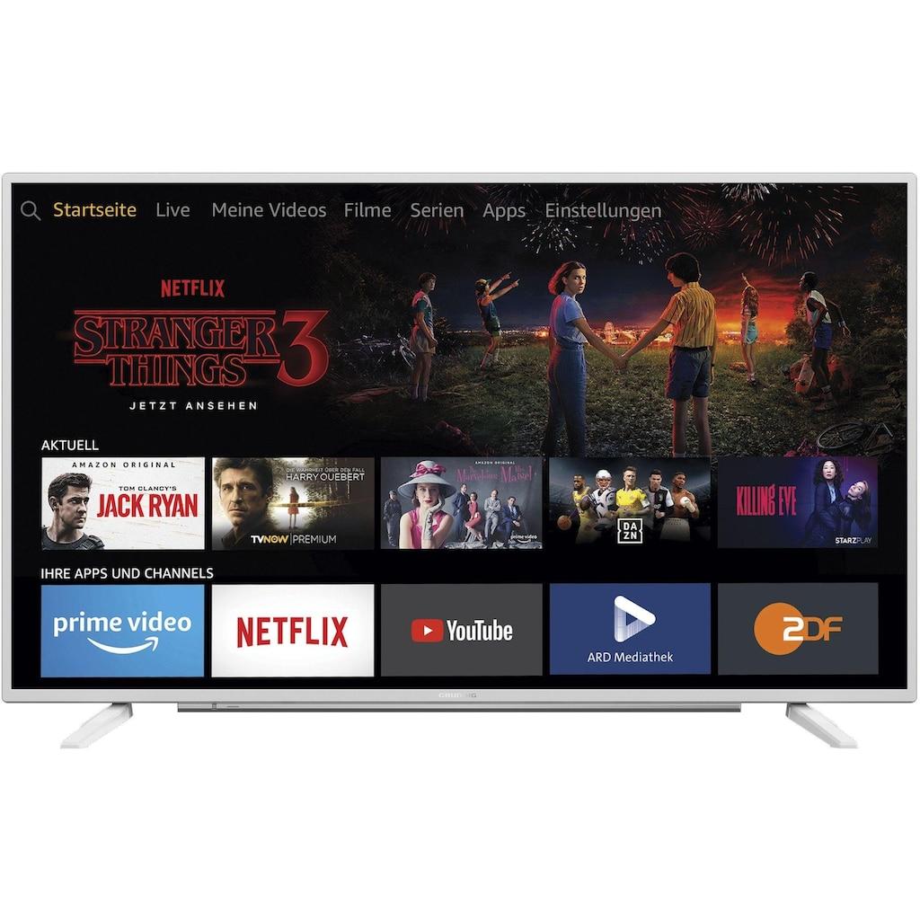 """Grundig LED-Fernseher »32 GFW 6060 - Fire TV Edition TAB000«, 80 cm/32 """", Full HD, Smart-TV, Fire-TV-Edition"""