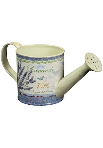 Ambiente Haus Giesskanne »Lavendel-Giesskanne klein« kaufen