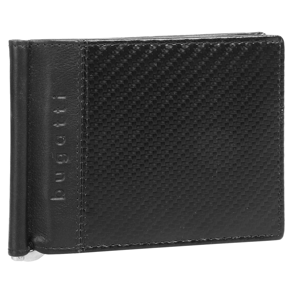 bugatti Geldbörse »COMET«, RFID-Schutz