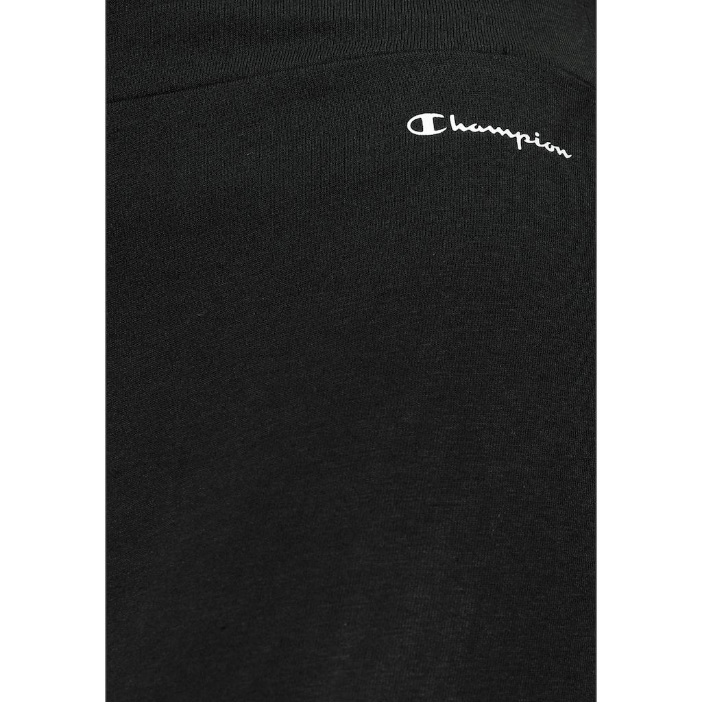 Champion 3/4-Sweathose »3/4 RIB CUFF PANTS«