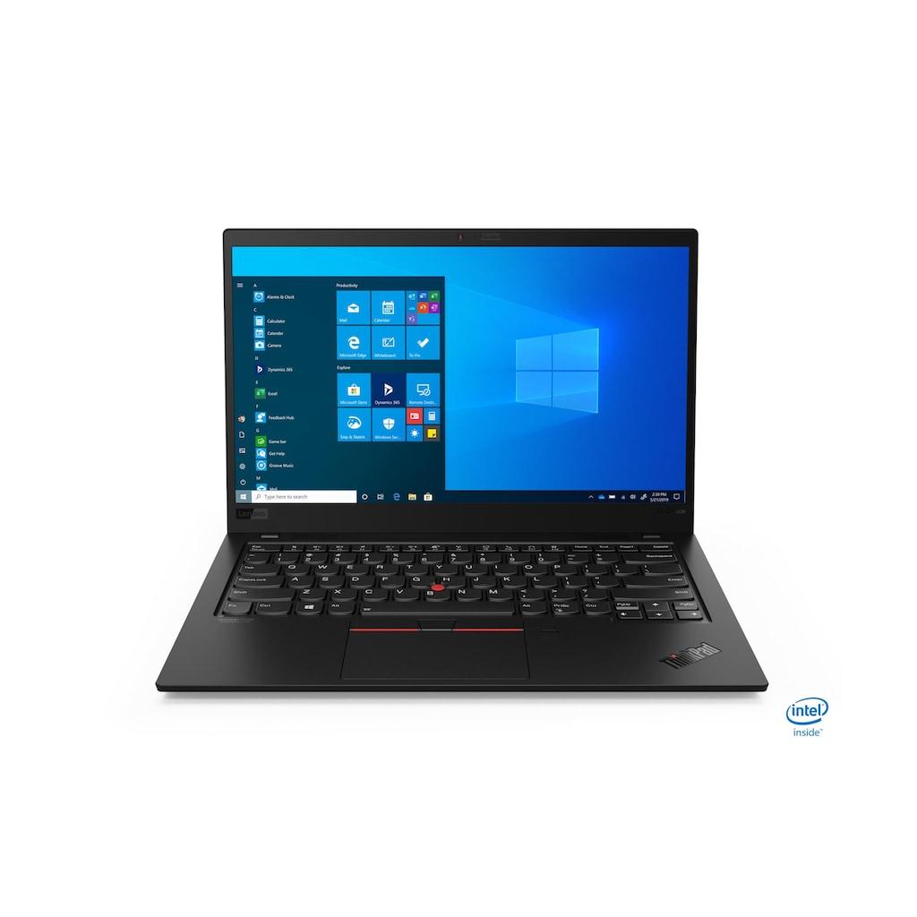 Lenovo Notebook »Lenovo Notebook ThinkPad X1 Carbon«, ( 512 GB SSD)