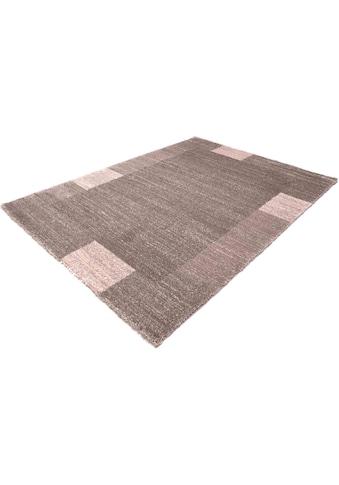 Böing Carpet Teppich »Gabeh 1106«, rechteckig, 20 mm Höhe, Gabeh Design, mit Bordüre,... kaufen