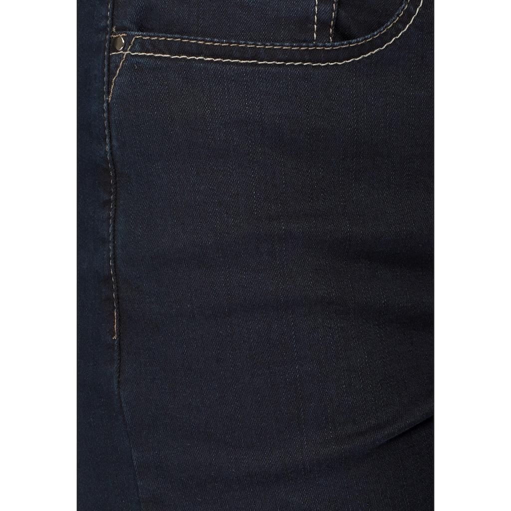 MAC Bequeme Jeans »Stella«, Gerader Beinverlauf