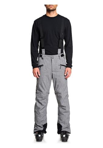 Quiksilver Snowboardhose »Plus« kaufen