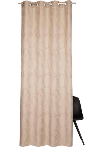 Vorhang, »Wavy«, Esprit, Ösen 1 Stück kaufen
