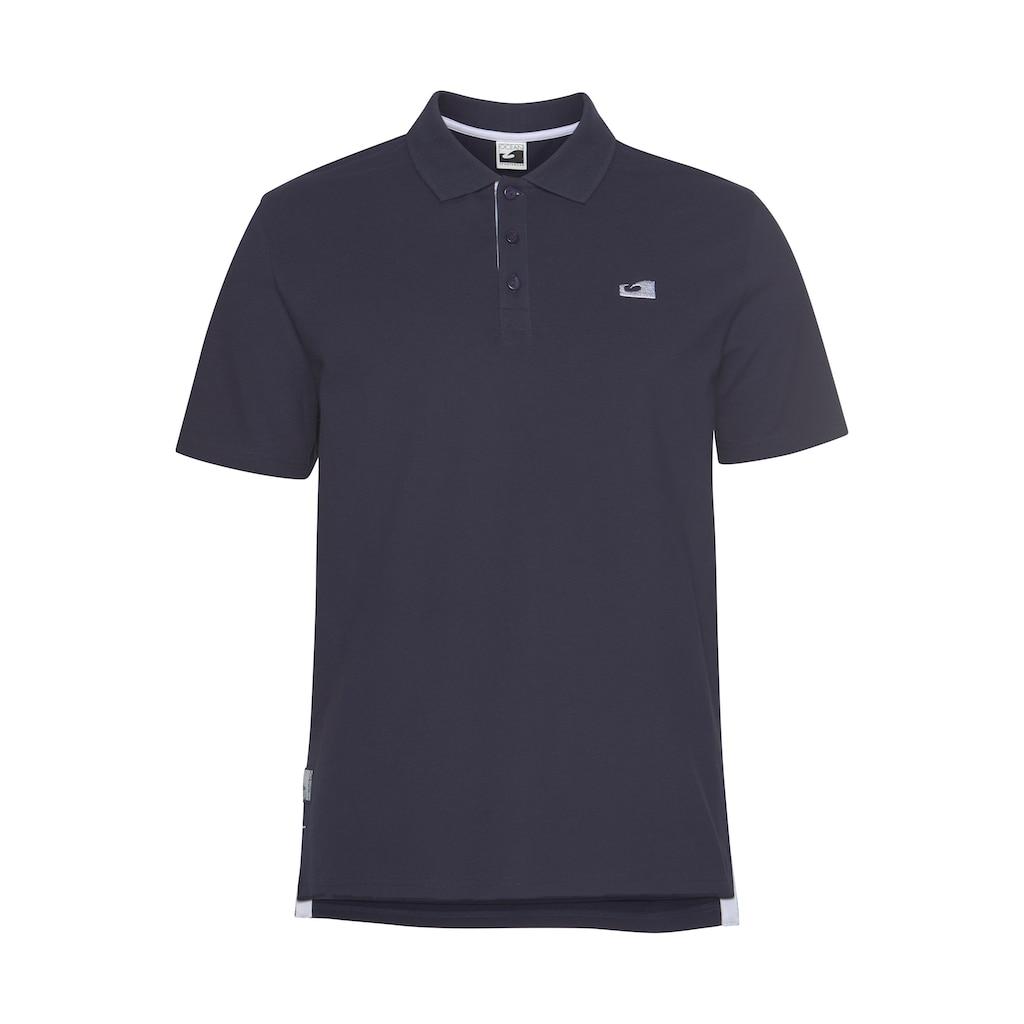 Ocean Sportswear Poloshirt, in weicher Piqué-Qualität