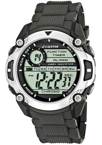 CALYPSO WATCHES Chronograph »Digital For Man, K5577/1« kaufen