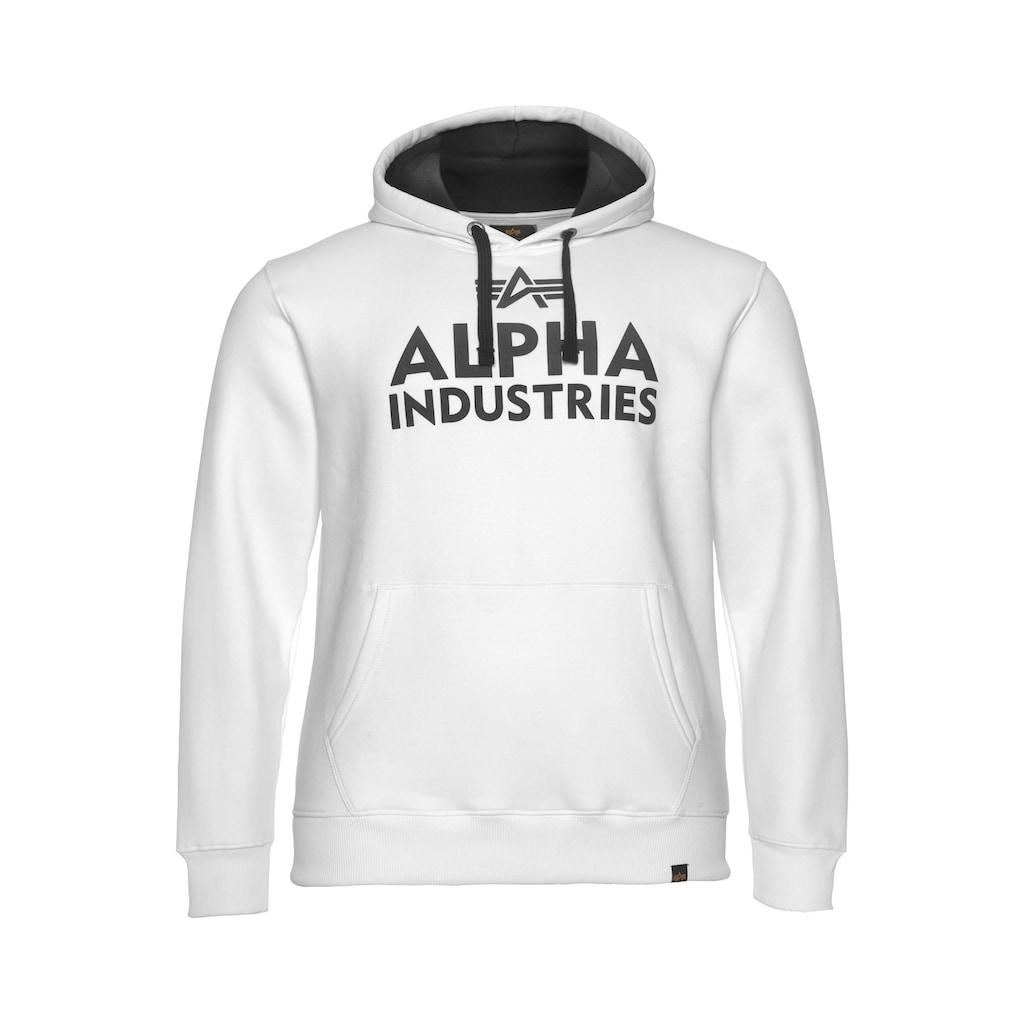 Alpha Industries Kapuzensweatshirt