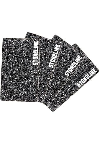 STONELINE Schneidebrett, (Set, 4 St.), hitzebeständig und bruchstabil kaufen