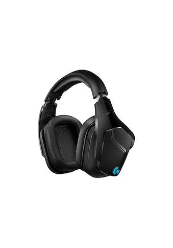 Logitech Gaming-Headset »G935 7.1 Surround Wireless Schwarz«, Noise-Cancelling kaufen
