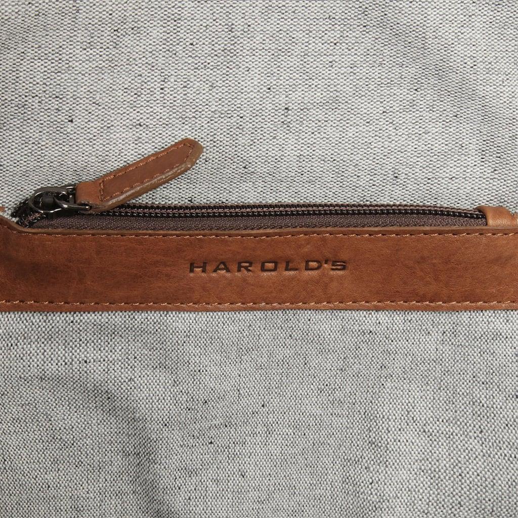 Harold's Laptoprucksack »IVY LANE«, Medienhülle
