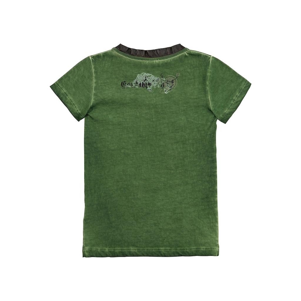 MarJo Trachtenshirt, Kinder mit Fotodruck