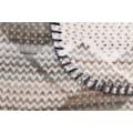 BIEDERLACK Wohndecke »Interweaved«, mit Muster