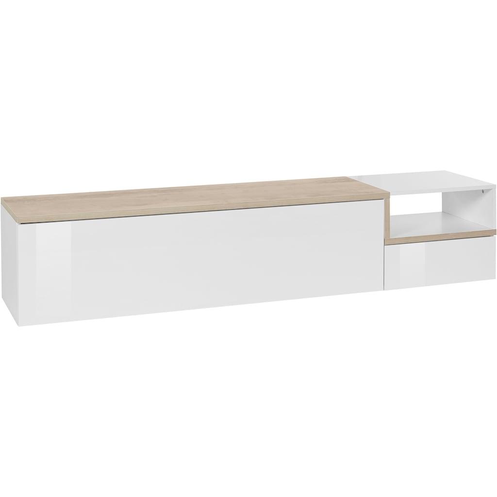 Tecnos Lowboard »Zet«, Breite 200 cm