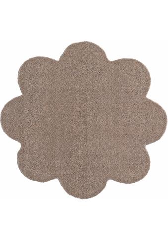 HANSE Home Fussmatte »Deko Soft«, blumenförmig, 7 mm Höhe, Schmutzfangmatte,... kaufen