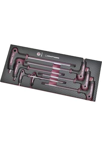 Schraubendreher »Completo EVA3 T-Griff, 7-teilig« kaufen